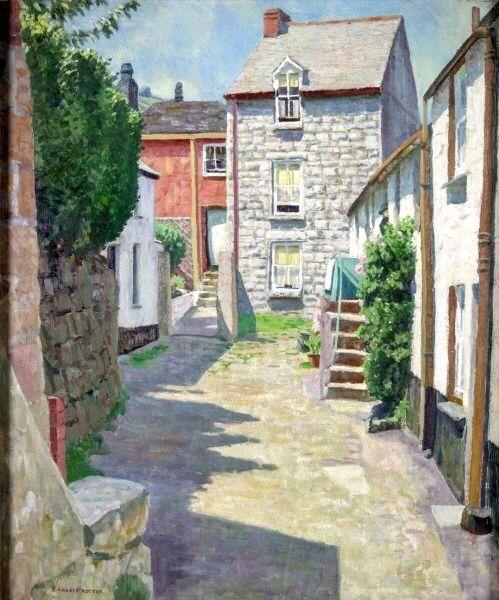 The Cottage, c.1931 (Ernest Procter)