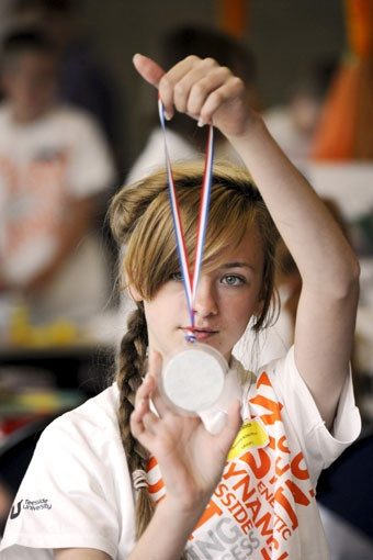Meteor Olympic summer school at Teesside University 2011 by teesside.university, via Flickr