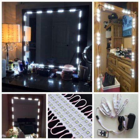 String Lights For Dressing Table : 25+ best ideas about Makeup vanity mirror on Pinterest Vanity makeup rooms, Diy vanity mirror ...