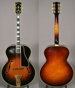 Godin 5th Avenue Archtop Guitar