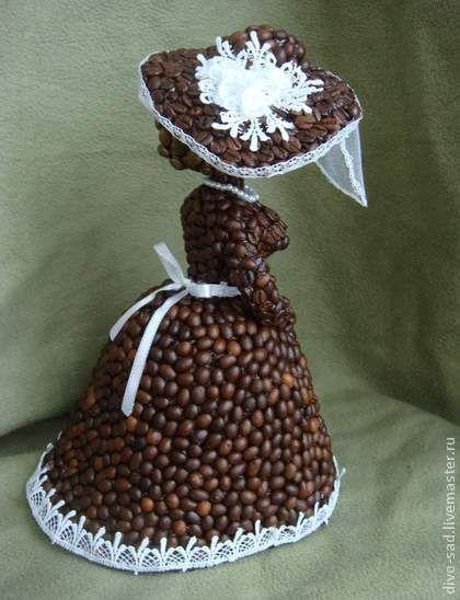 Подарки для мужчин, ручной работы. Ярмарка Мастеров - ручная работа Кофейная барышня. Handmade.
