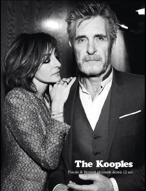 the kooples | THE KOOPLES 2013 COUPLE 3 The Kooples | Campagne pub Collection ...
