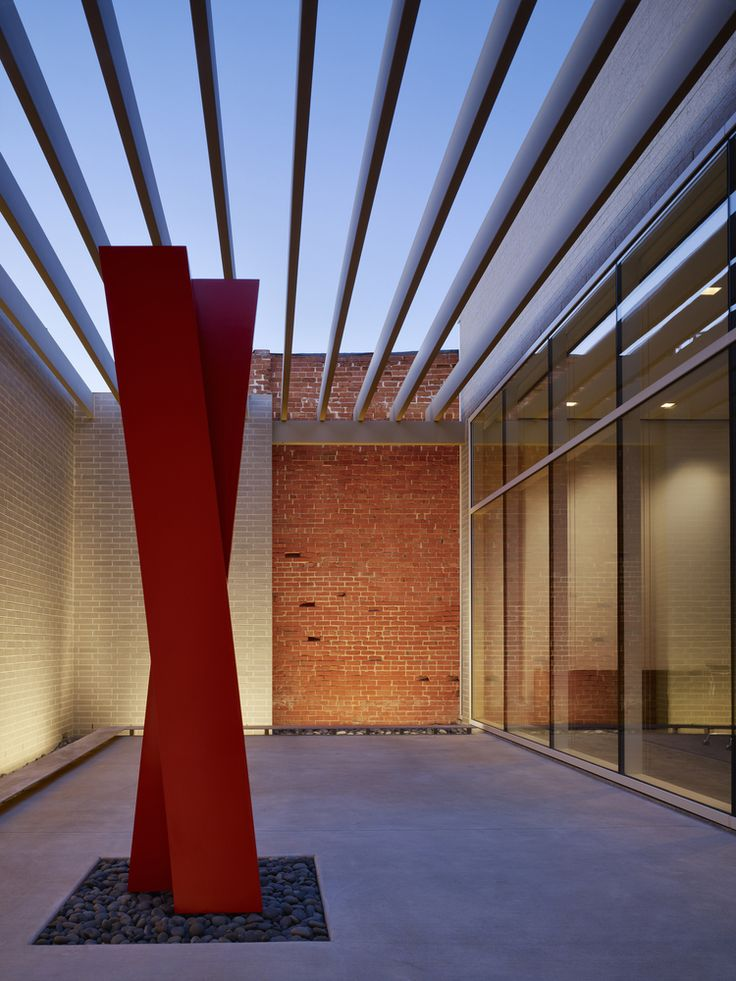 Gallery - Kirkpatrick Oil Hennessey / Elliott + Associate Architects - 3