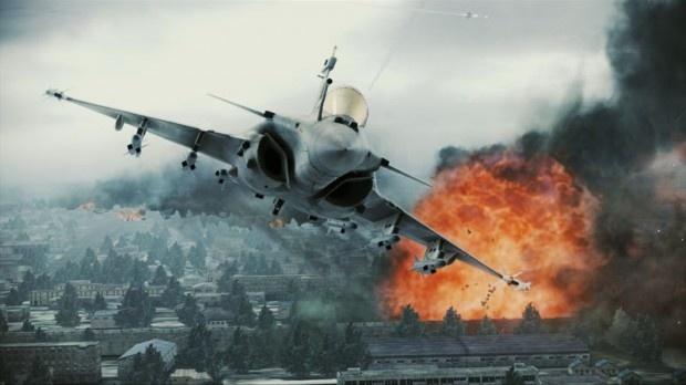 10 minutes of Ace Combat: Assault Horizon Gameplay