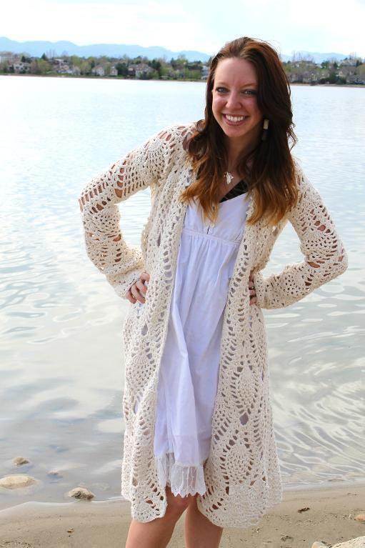 Crocheting: The Pineapple Robe
