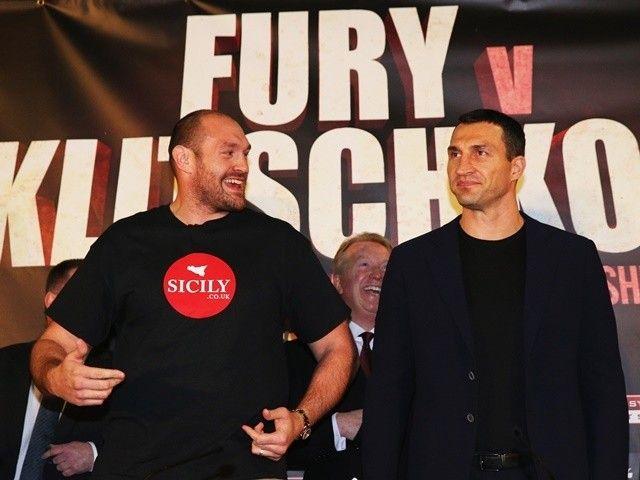 Tyson Fury vs. Wladimir Klitschko rematch postponed on medical grounds