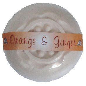 Soap - Orange & Ginger -   SOAORA