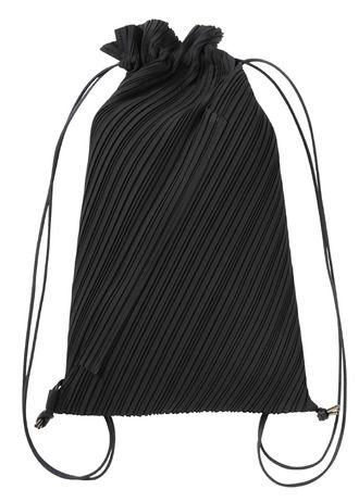 Drawstring Pleats Bag - Issey Miyake