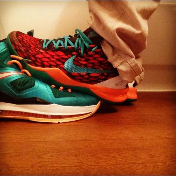 Nike Kobe 8, Nike Lebron X #nike #sneakers