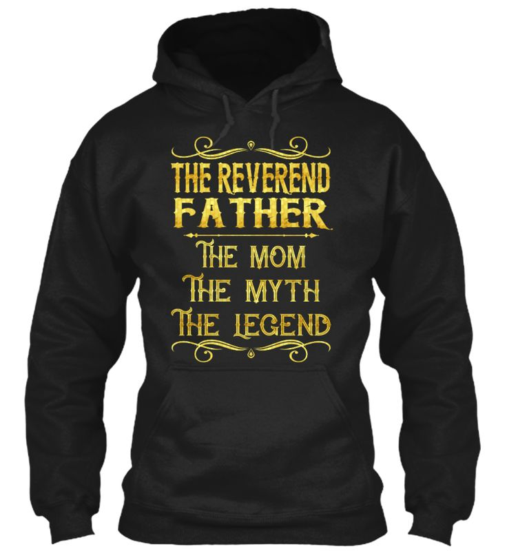 The Reverend Father - Legend #TheReverendFather
