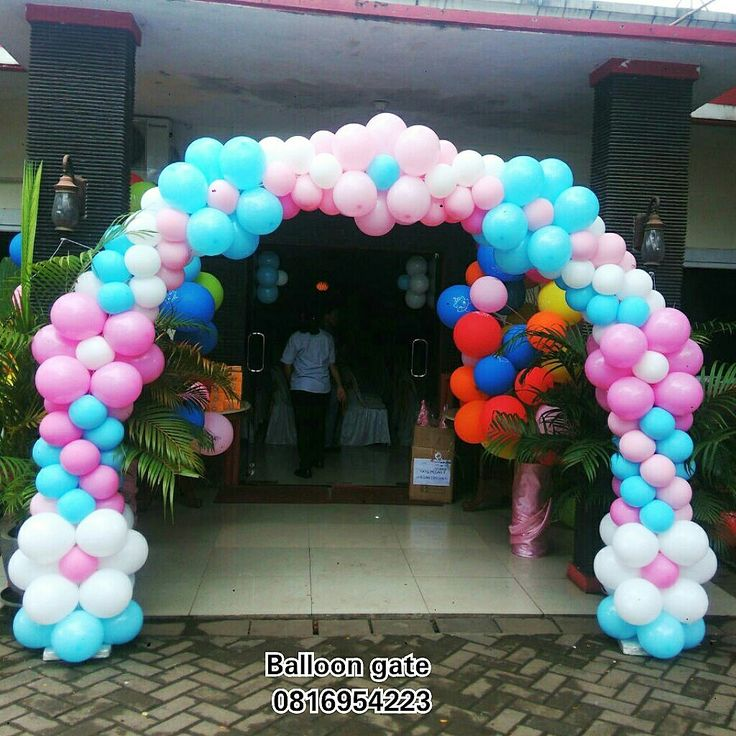 27 best balloon Gate 08118787641 images on Pinterest Balloon