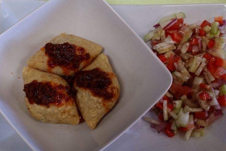 Icli Kofte /w Turkish Salad