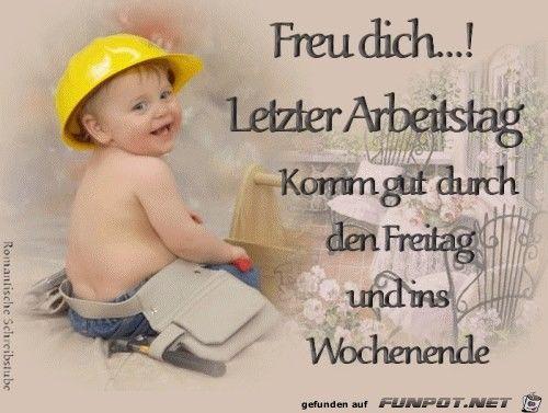 Freu dich - Freitag