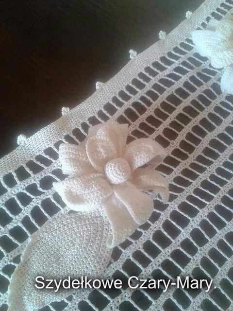 Serwetka # koronka # crochet