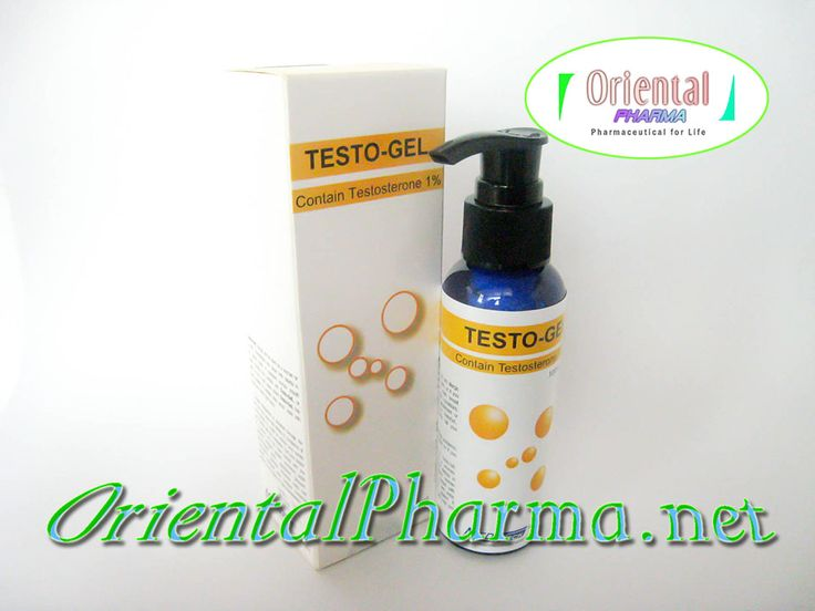 Testo-gel [Testosterone 1%] Testo-Gel[Testosterone1%,100ml]        Package: 100 ml Chemical Content: Testosterone1% Manufacturer: Meditech Human Pharma, Germany Price: $75 - Best Offer!