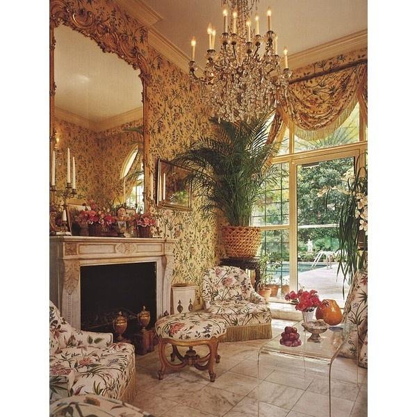 Iris Apfels apartment (NY City/ New York) found on Polyvore