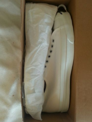 34799363ba42 Converse Jack Purcell Vintage canvas.MADE IN USA. Size 10.5 Original box