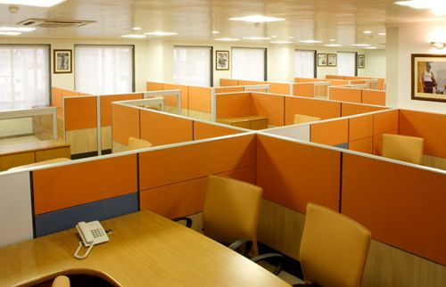 The Board of Control for Cricket in India, Mumbai office designed by Godrej Interio.