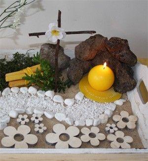 de weg van jezus, Pasen, bloeiende woestijn