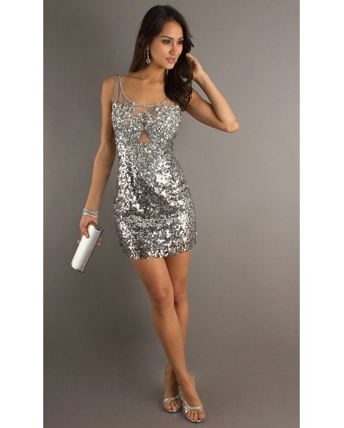 Bachelorette Party Weekend. Hot Pink, Black, and Silver. Silver Dress ©
