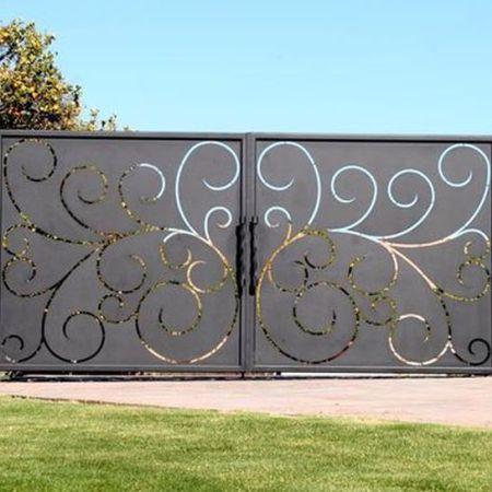 Best 25 Modern Gates Ideas On Pinterest Modern Fencing