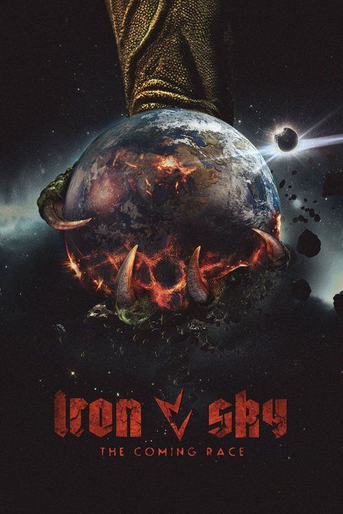 Watch Iron Sky: The Coming Race 2018 Full Movie Online Free