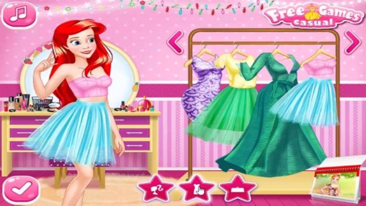 Disney Princess games Princesses BFFs Weekend  डिज्नी राजकुमारी खेलों रा...