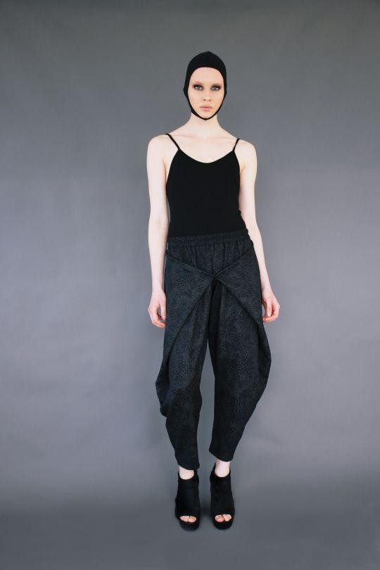 Brocade pants www.maurizio.gr