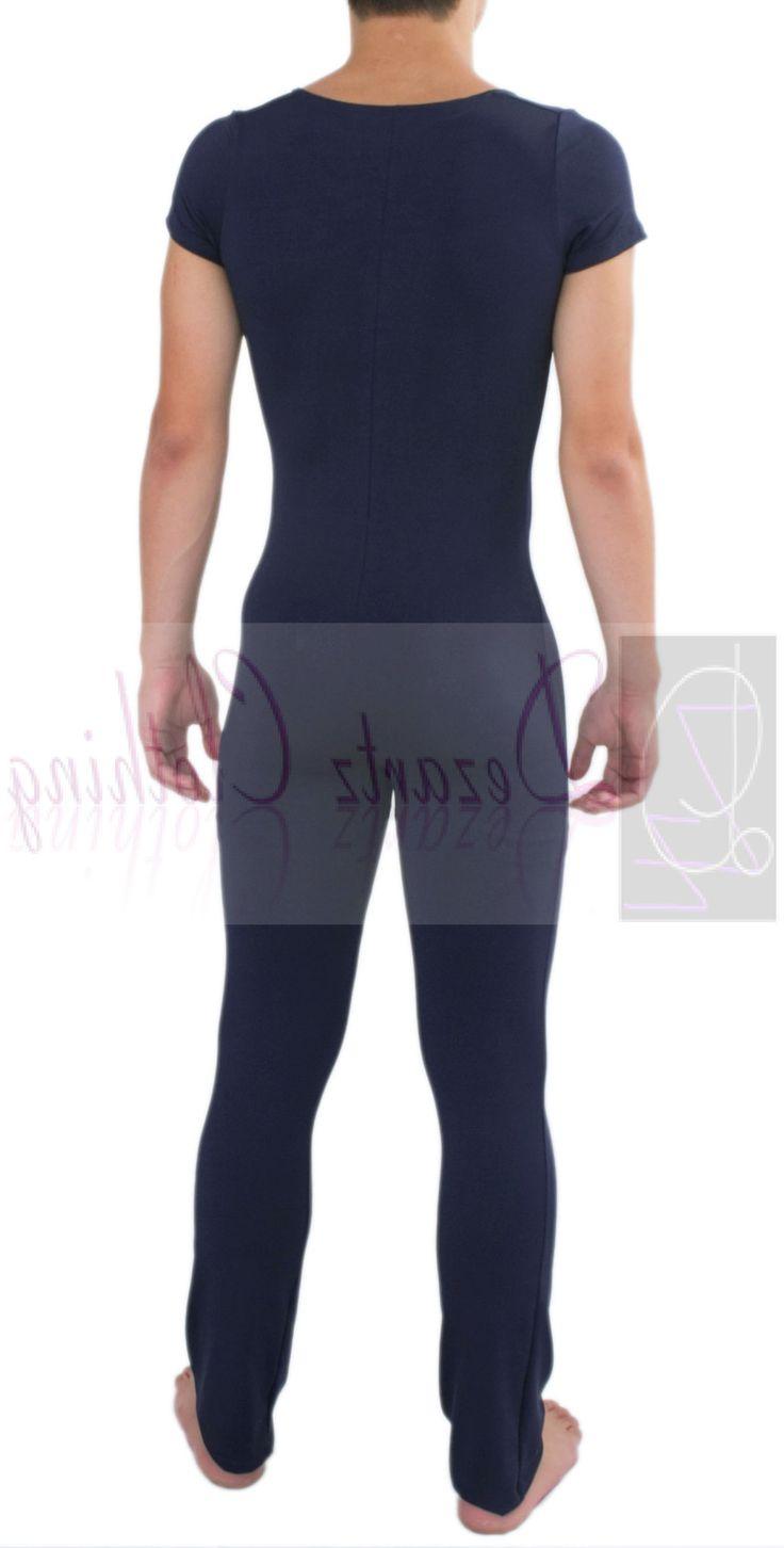 Pants - Jumpsuit - Short Sleeve - Male Adult - BH 2