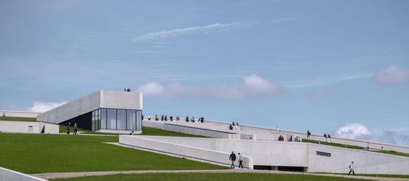 Moesgaard Museum :: Henning Larsen Architects