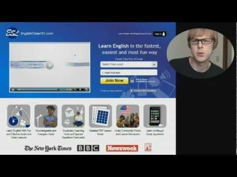 English speaking practice by yourself: shadowing with Englishclass101 | how to improve english