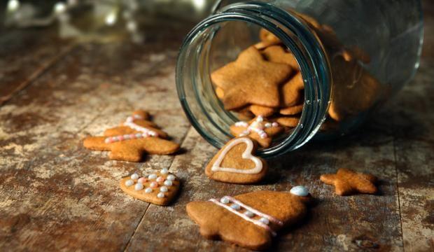 Äidin rapeat maustepiparkakut #maajakotitalousnaiset #joulu #piparkakku #taikina #perinteinen #gingerbread