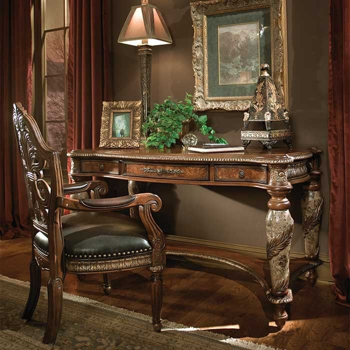 The Renaissance Writing Desk And Chair Designer