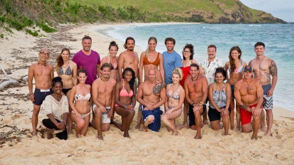 ~ Meet the full cast of Survivor: Game Changers