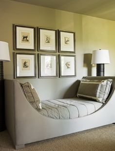 Upholstered Daybed on Pinterest | Full Size Daybed, Queen Daybed ...