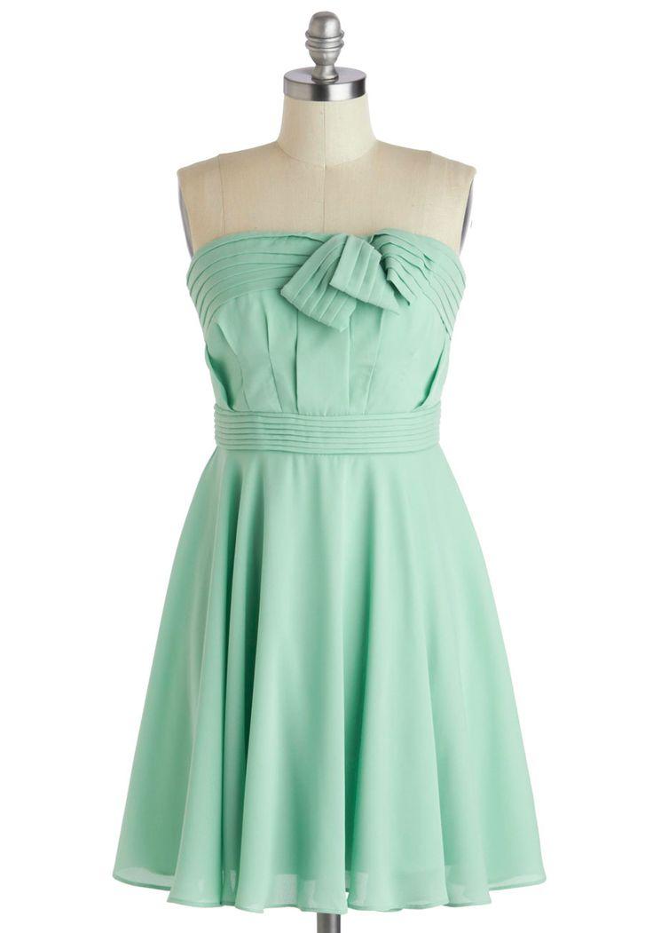 Get Frocked! Visit www.modcloth.com Mint Cute Dress   Mod Retro Vintage Dresses   ModCloth.com