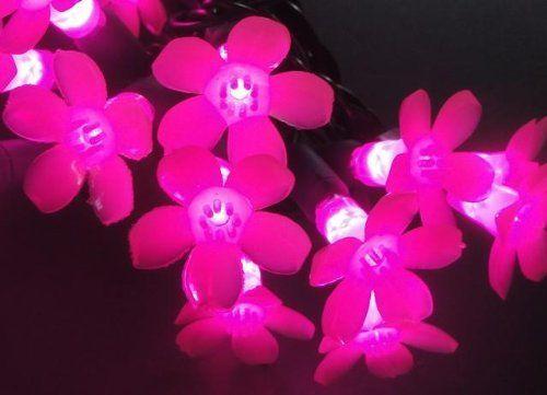Pink String Lights Glamorous 14 Best Love The Color Pink Led Lights Images On Pinterest Inspiration Design
