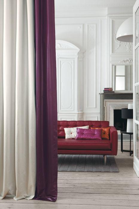 M s de 1000 im genes sobre ideas para decorar con cortinas - Cortinas para pasillos ...