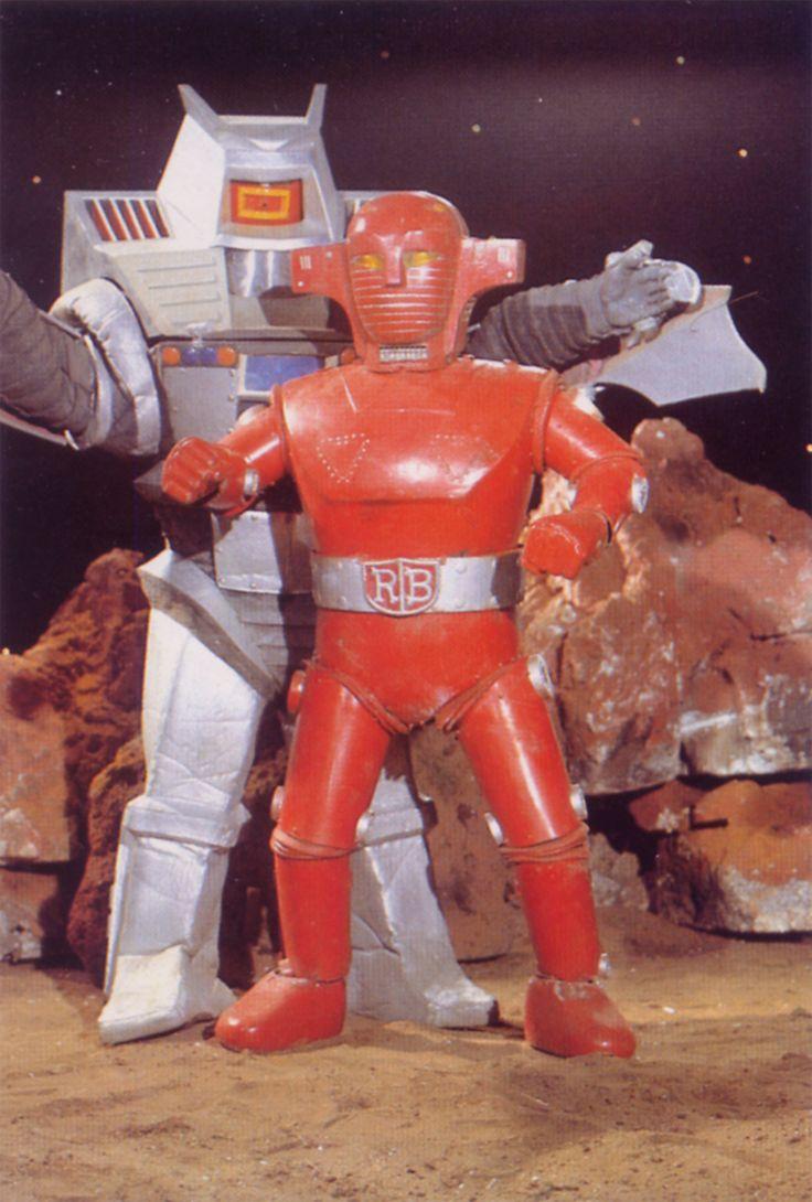 AstroDevil — nctryzob:   レッドバロン×ディモスZ (スーパーロボット レッドバロン)