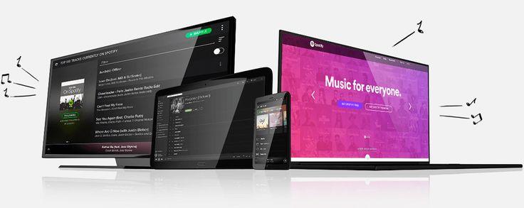 O2 | Spotify od O2 - 30 milionů skladeb ve vašem mobilu