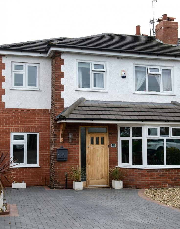 A 1930's semi-detached house in Manchester