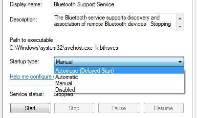 Thiết lập các service ít dùng không tự khởi động cùng windows