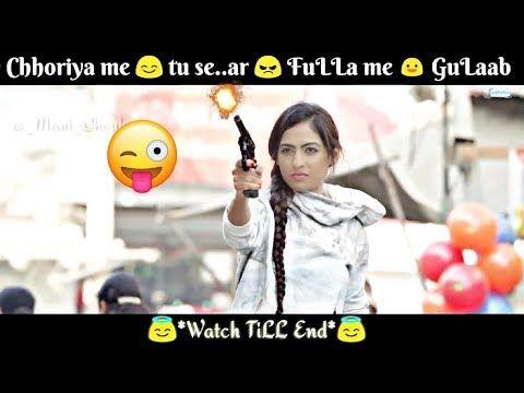 Tu Cheez Lajawab - 2 Whatsapp Status Video -Girls Attitude