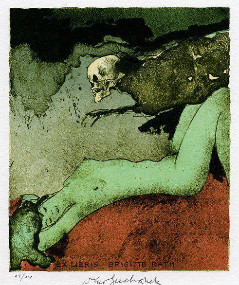 Ex Libris Brigitte Rath