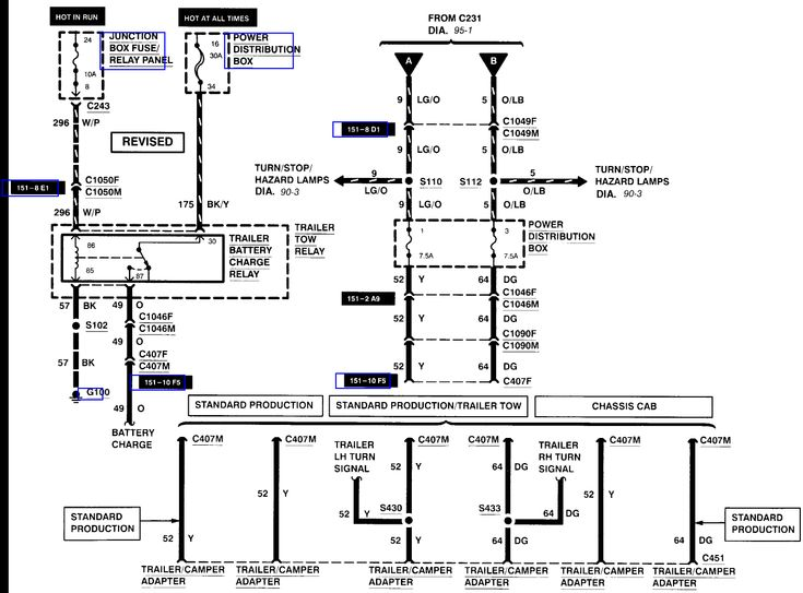 1999 Ford F 250 Need Wiring Diagram Super Duty Extended ...