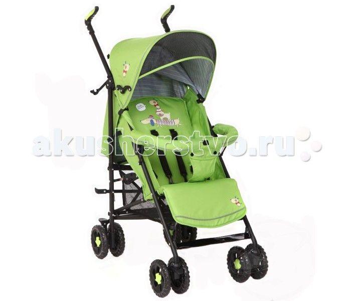 Коляска-трость Glory 1109  Коляска-трость Glory 1109. Практичная и легкая детская коляска-трость для детей от полугода до 3 лет. Отличная модель для прогулок и путешествий, простой механизм складывания и компактные размеры позволяют транспортировать коляску в багажнике автомобиля.  Небольшой вес рамы обеспечивает маневренность и легкость в использовании и переноске на большие расстояния, а прочные материалы — долгий срок службы.   Особенности: солнцезащитный козырек; съемный…