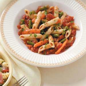 Vegetable Penne Recipe