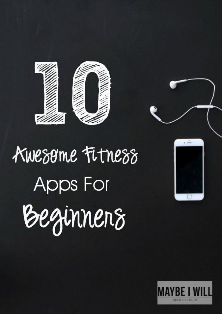 10 Awesome Fitness Apps for Beginners that will help you #MakeYourMove into getting fit!