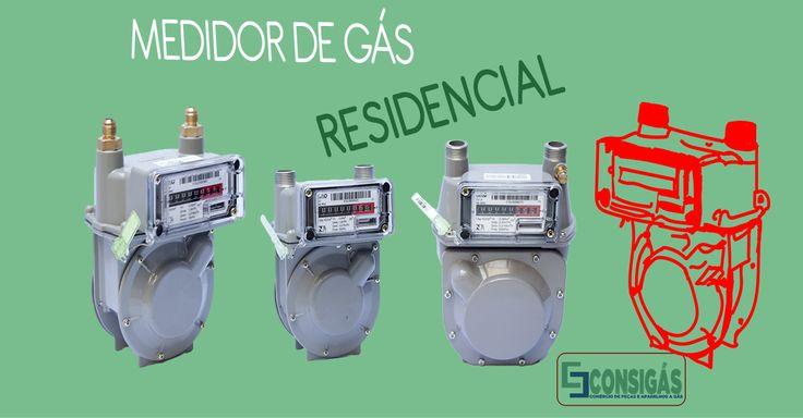 #consigaspecas - Medidores de Gás, tem na www.consigaspecas.com.br