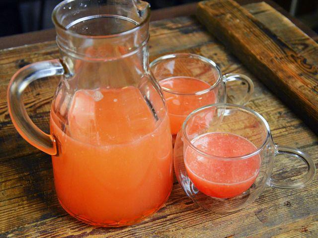 Forró pink grapefruit ital - Receptek | Ízes Élet - Gasztronómia a mindennapokra